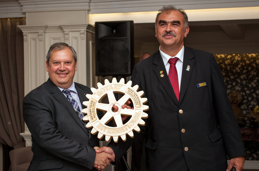 The Rotary Representative Network