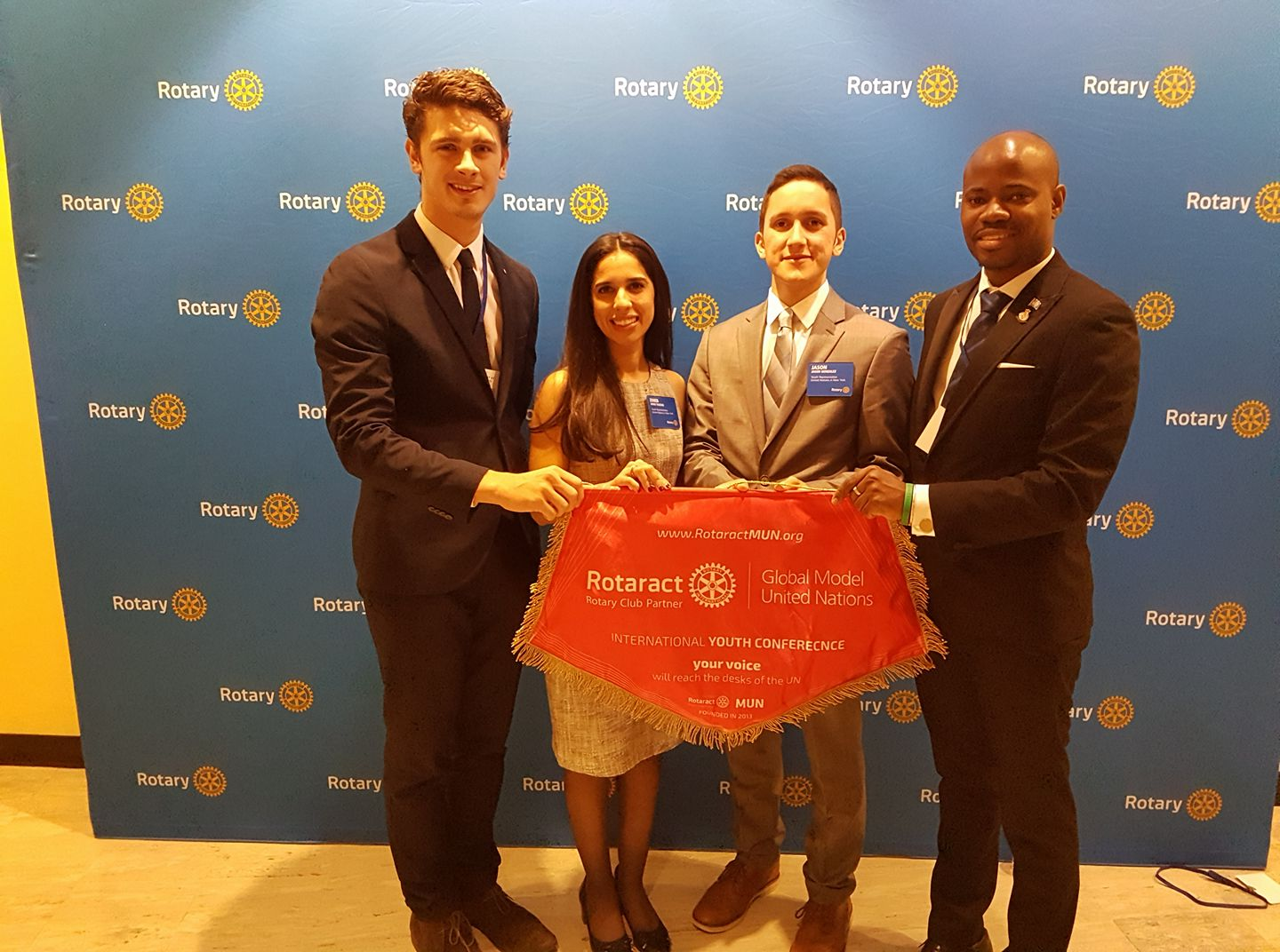 rotaract mun 2016 at new york change the world un headquarters