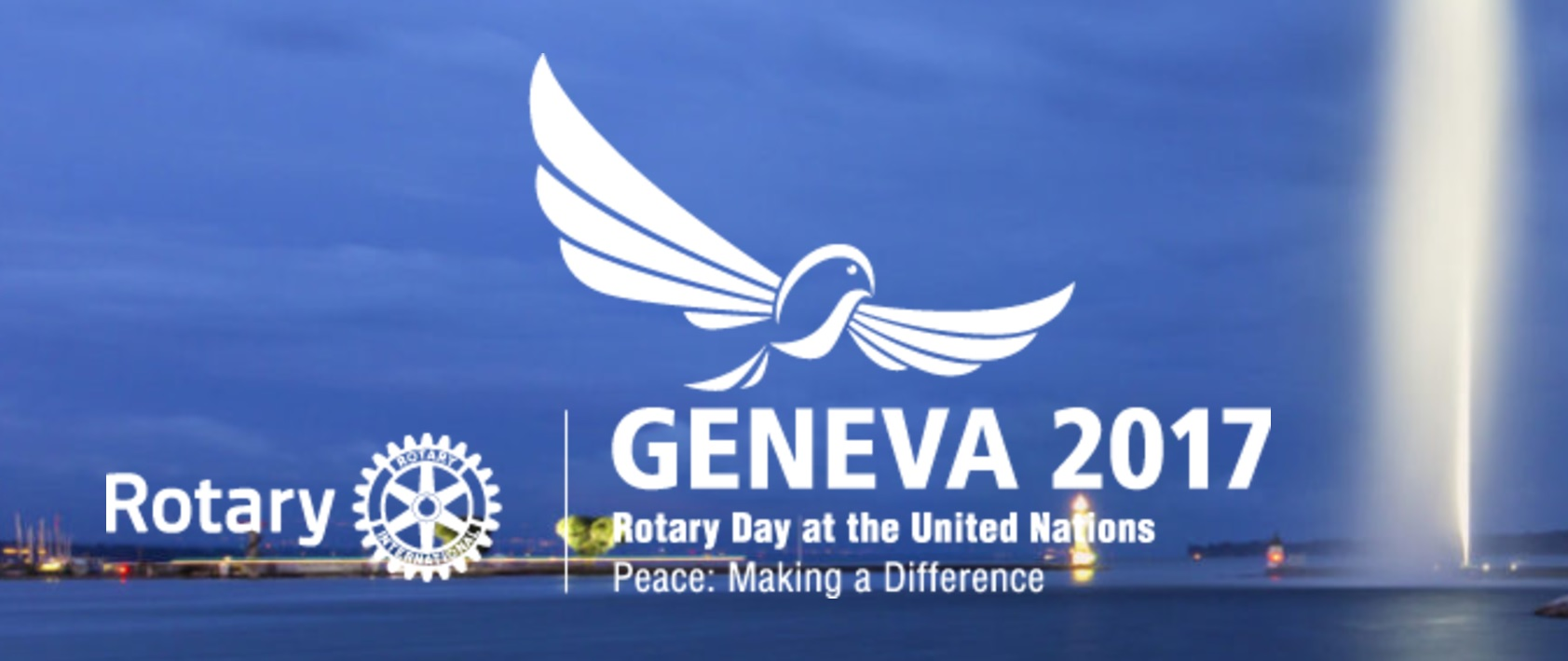 Rotary United Nations Day 2017 – Geneva