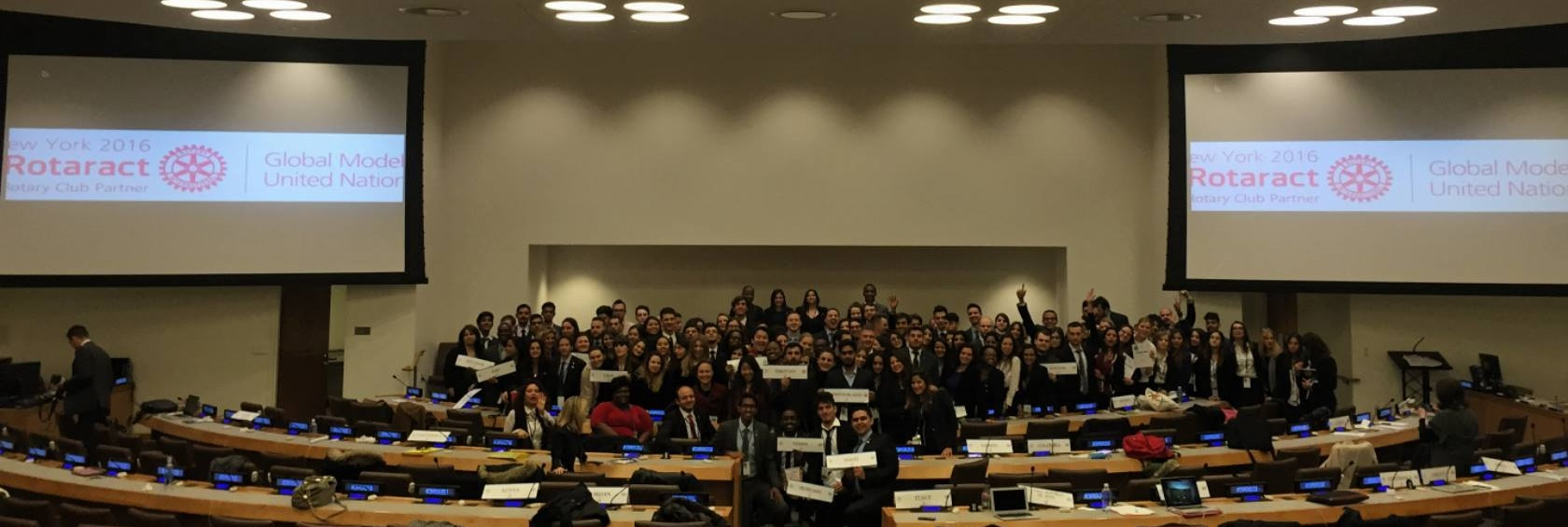 New York Rotaract MUN opportunity